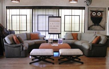 Living Room Set- Vanguard Furniture