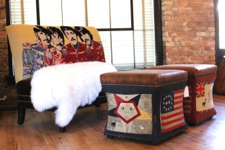 Vanguard Furniture Beatles Bench
